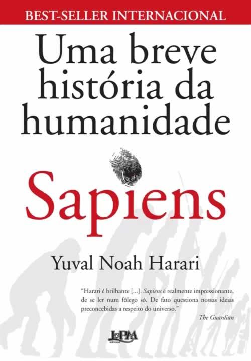 livro uma breve historia da humanidade