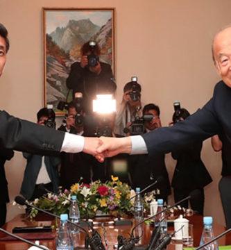 encontro familias coreia sul coreia norte agosto