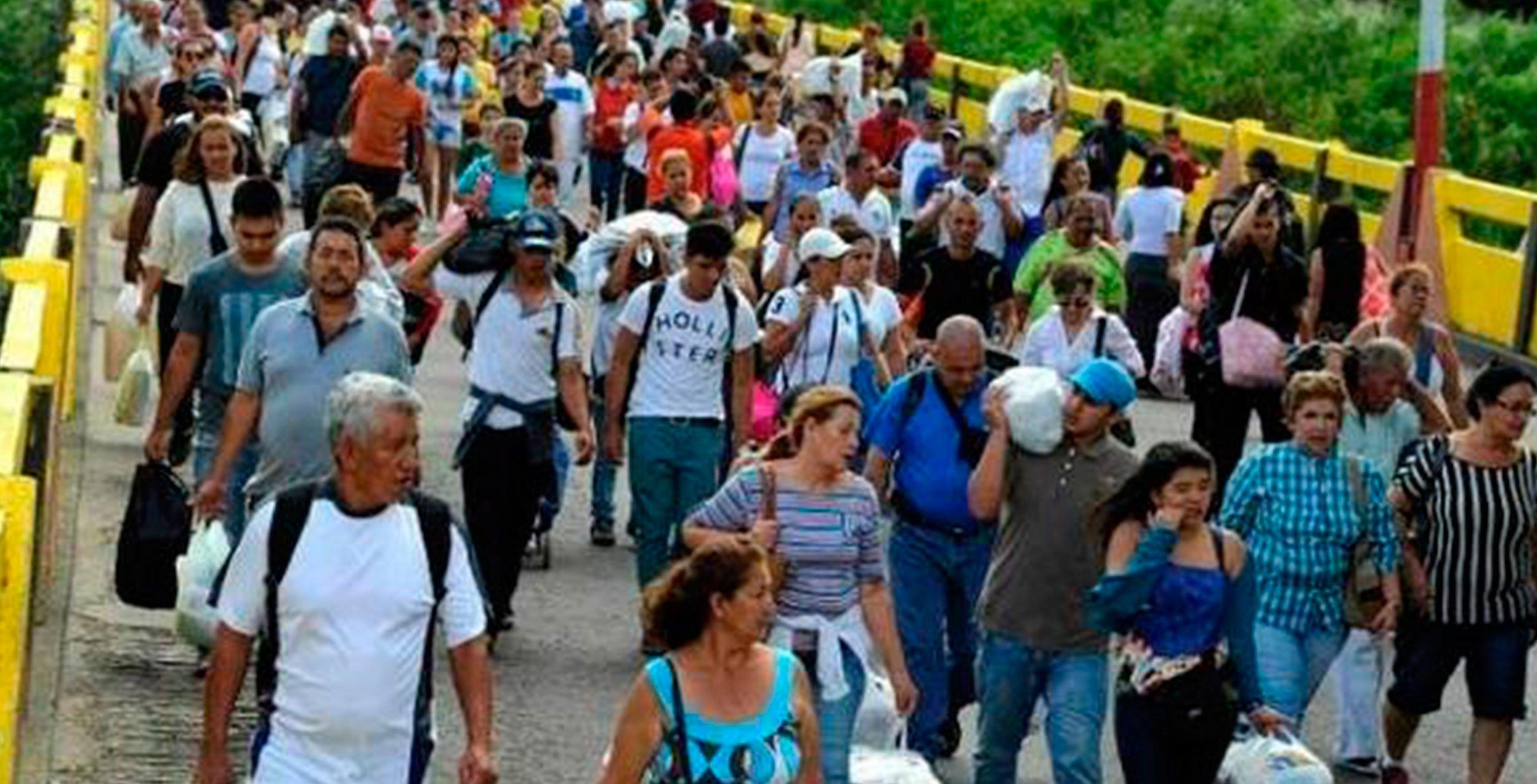 Resultado de imagem para Refugiados venezuelanos – o ano todo