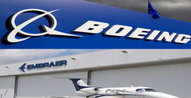 parceria boeing embraer