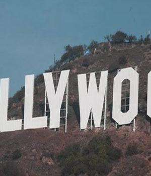 warner teleferico letreiro hollywood los angeles