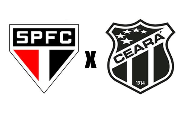 sao paulo x ceara 21 rodada campeonato brasileiro 2018
