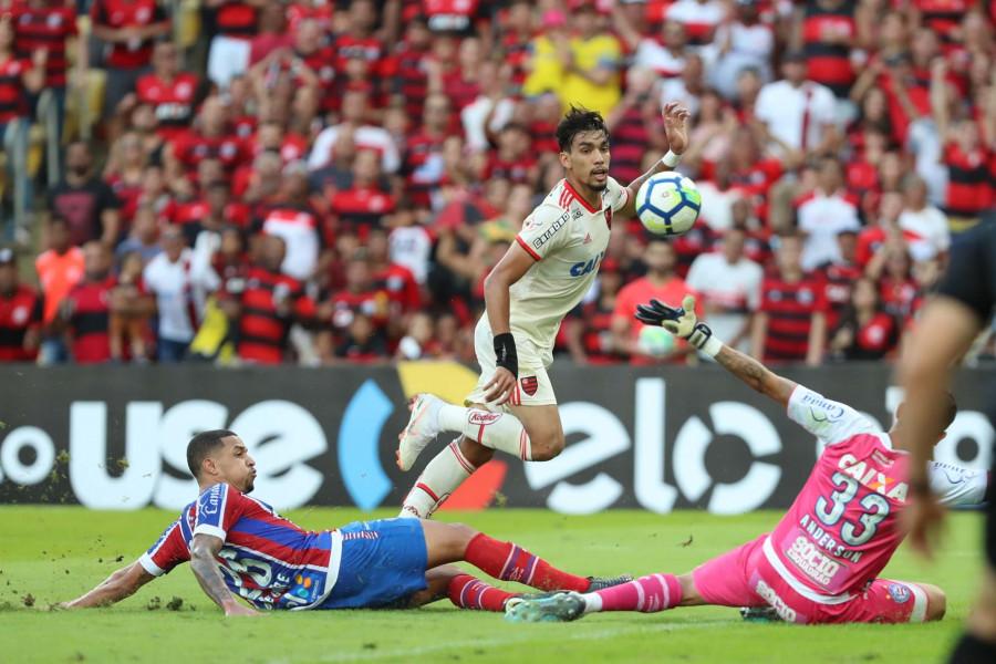 Bahia x Flamengo: prováveis escalações