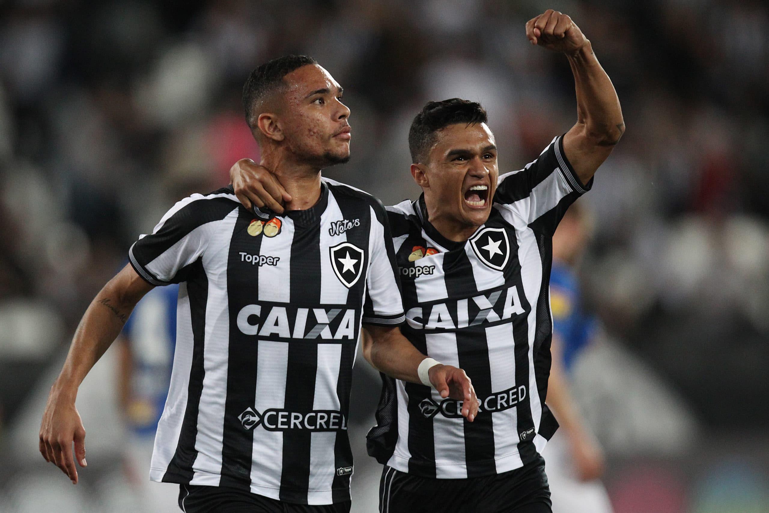 Botafogo x São Paulo: escalações prováveis