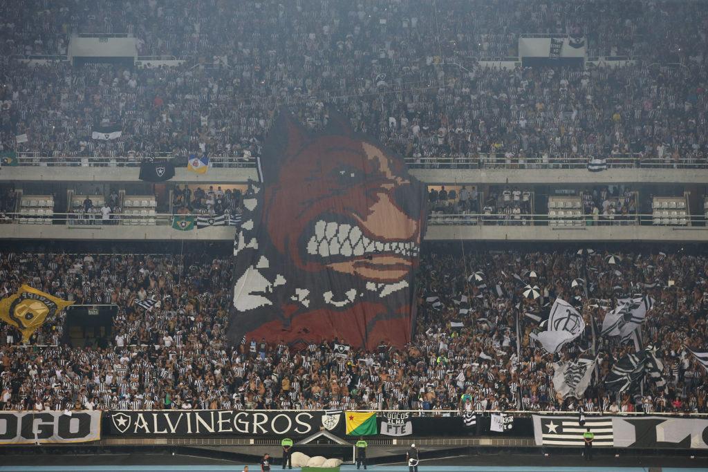 Botafogo ingressos à venda