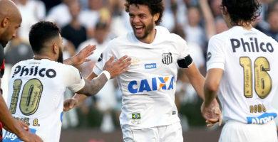 Agenda de outubro do Santos