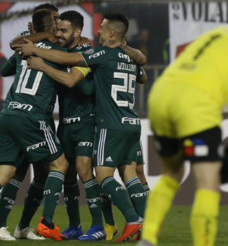 Palmeiras x Colo-Colo: parcial de ingressos vendidos