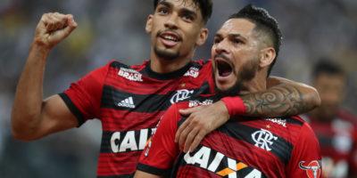 Escalação oficial do Flamengo
