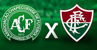Resultado de imagem para Chapecoense x Fluminense
