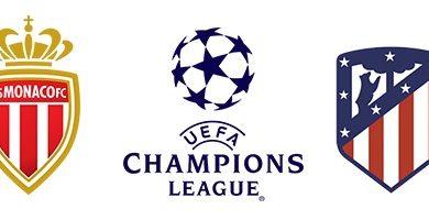 Monaco x Atl Madrid