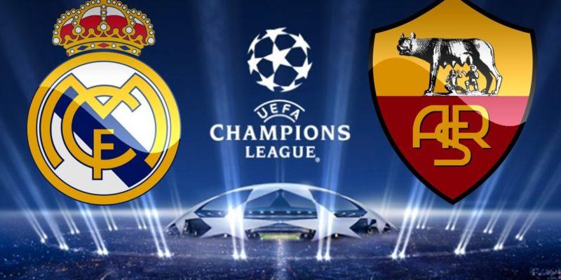 Real Madrid Vs Roma Ao Vivo Na Tv