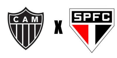 atletico mg x sao paulo 23 rodada campeonato brasileiro 2018
