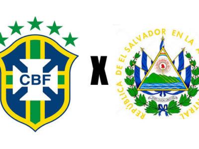 brasil x el salvador amistoso 2018