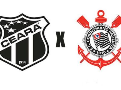 ceara x corinthians 23 rodada campeonato brasileiro 2018