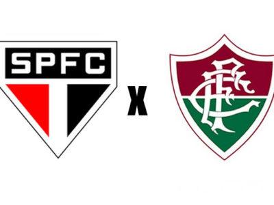 sao paulo x fluminense 22 rodada campeonato brasileiro 2018