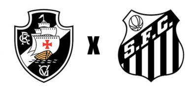 vasco x santos 22 rodada campeonato brasileiro 2018