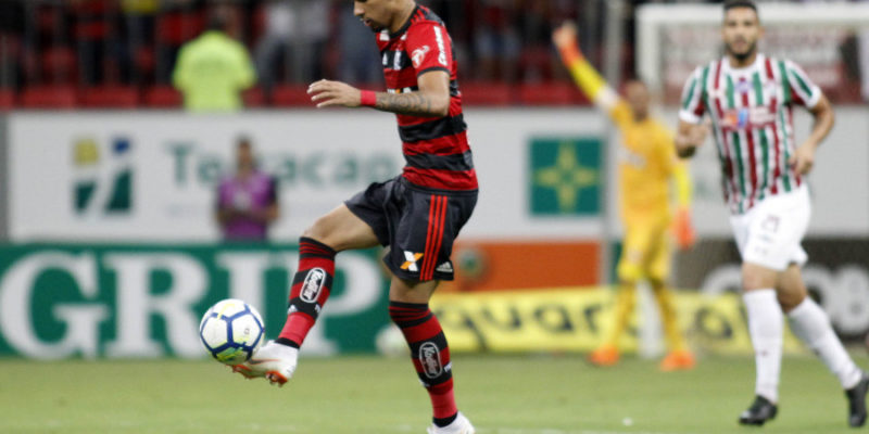 Flamengo x Fluminense: prováveis times