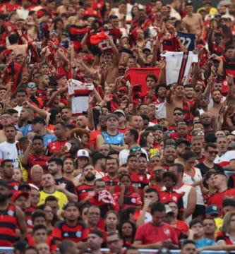 Flamengo parcial de ingressos Fluminense