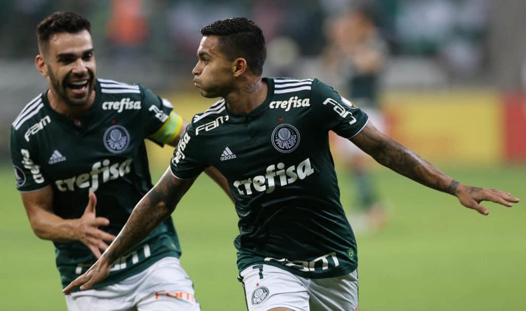 Palmeiras chances título