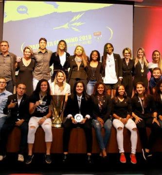 Santos tem três jogadores na seleção feminina