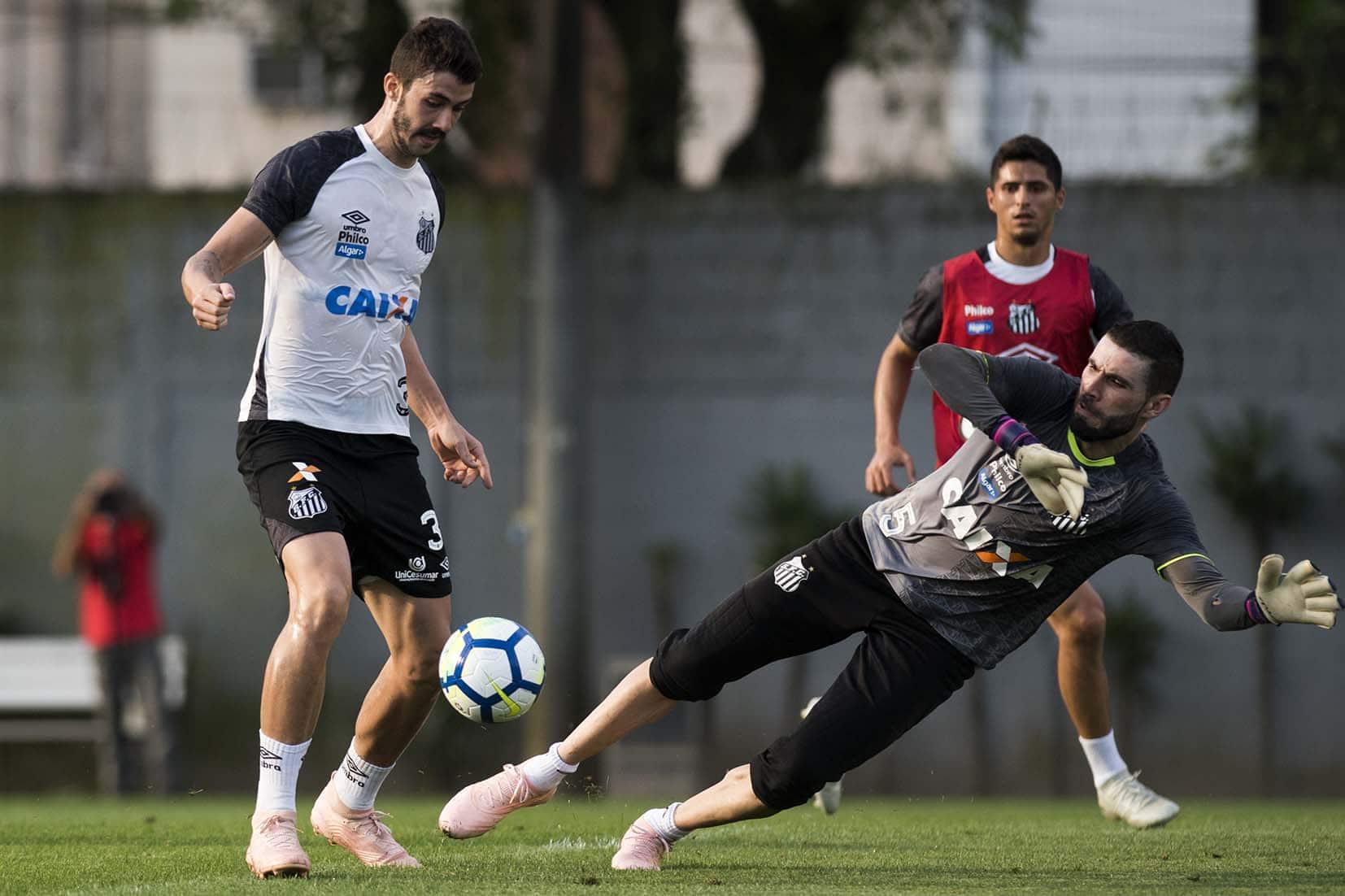 Gustavo Henrique zaga do Santos