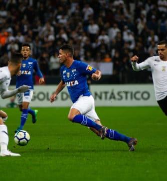 Corinthians x Cruzeiro: prováveis escalações