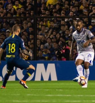 Cruzeiro x Boca Juniors: escalações prováveis