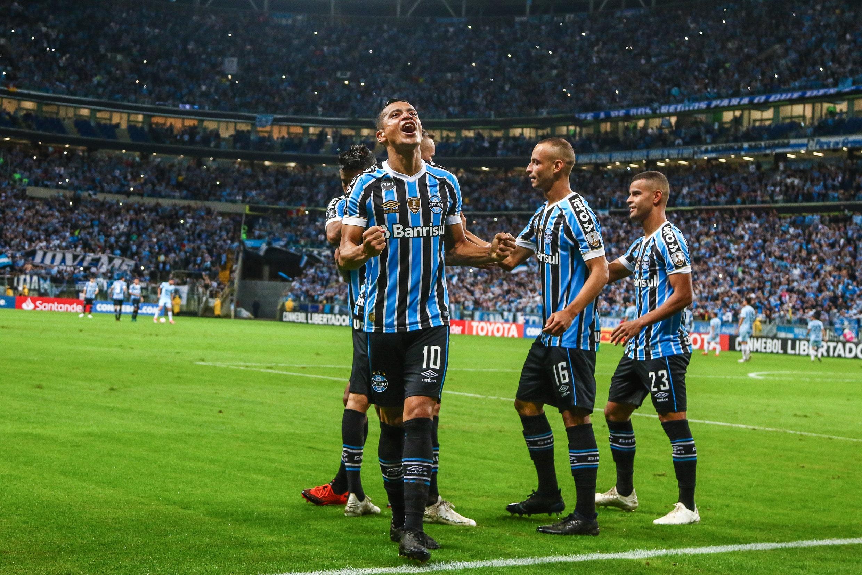 Prováveis escalações Grêmio x Bahia