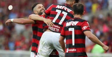 Relacionados do Flamengo para encarar o Corinthians