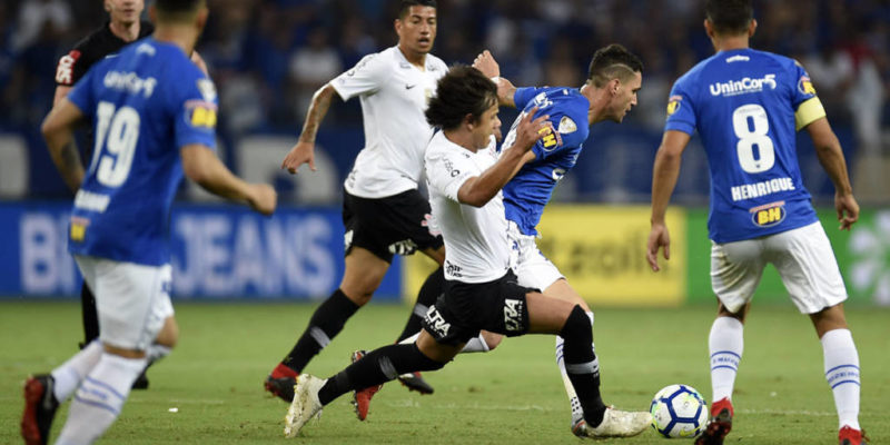 cc5069ff0e Cruzeiro 1 x 0 Corinthians  gol