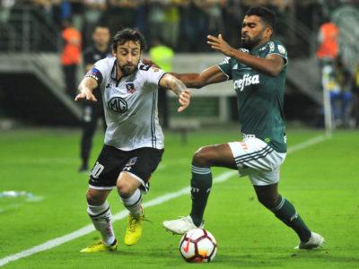 Palmeiras 2 x 0 Colo Colo  gols f73f78a8b0965