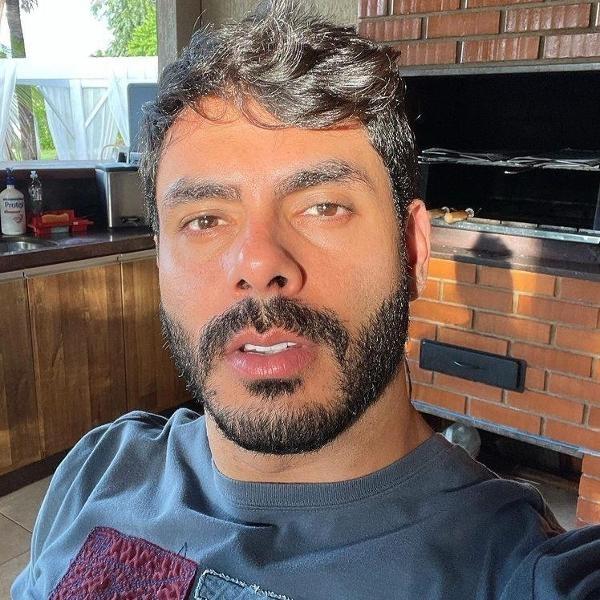 Churrasqueira da manso do sertanejo Rodolffo do BBB 21 em Goinia - Reproduo Instagram