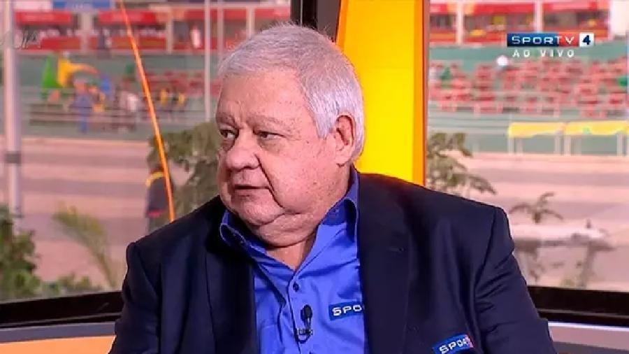 Paulo Stein ex-narrador do SporTV - Reproduo
